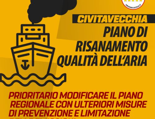 QUALITA' DELL'ARIA): PRIORITARIA LA MODIFICA DEL PIANO REGIONALE